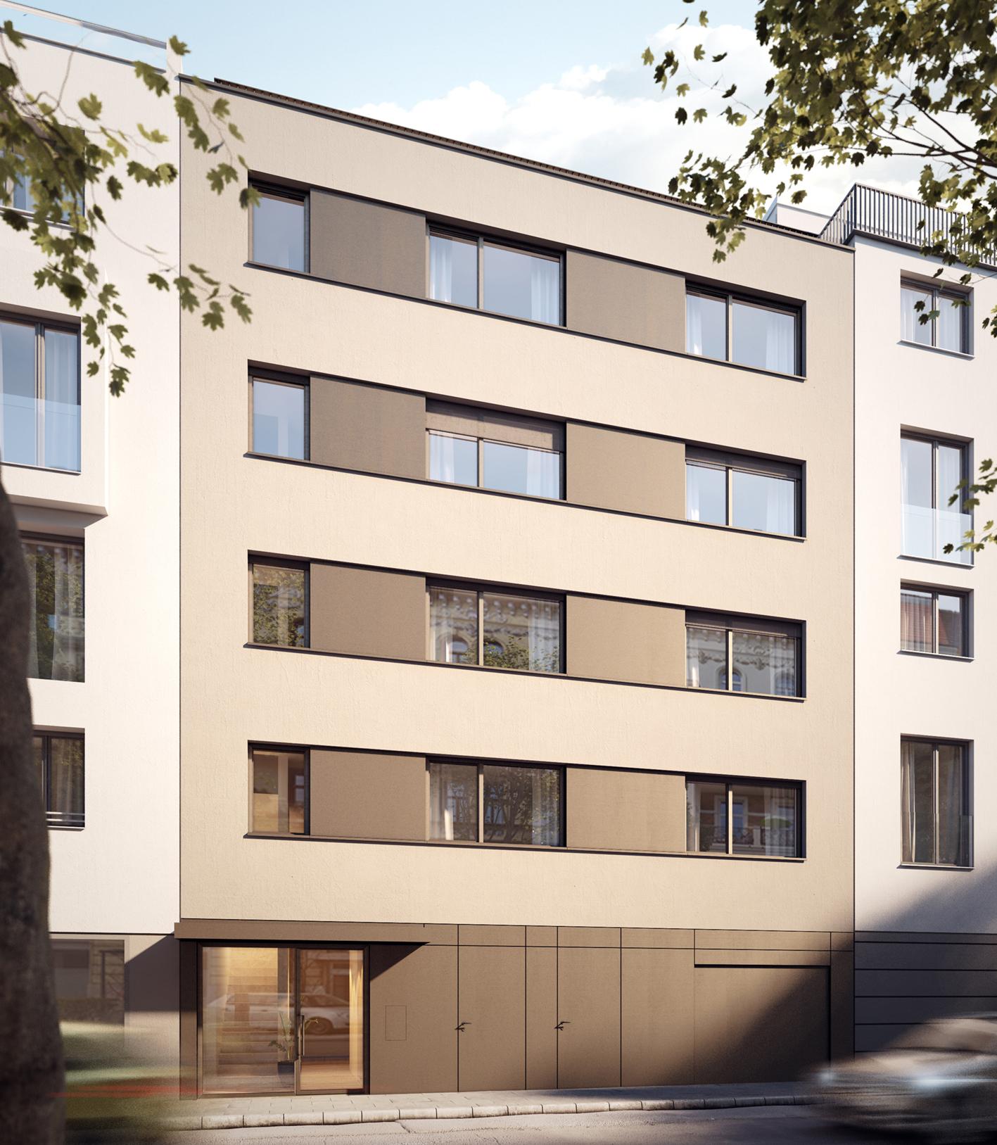 Dachwert - wertvolle Häuser / Sailerstraße 4